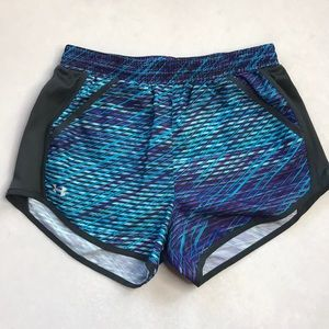 Under Armour Lined Running Shorts